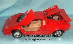 LAMBORGHINI COUNTACH Collectible Diecast Model Car 1:24 Scale MOTORMAX