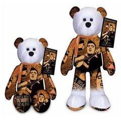 ELVIS PRESLEY BEAR #03 Collectible Elvis Plush Bear - ELVIS 50TH ANNIVERSARY