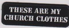Church clothes