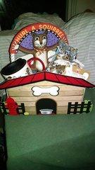 """Gift Basket - """" Dog House"""""""