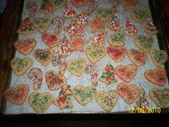 Christmas Cookies 10oz. pkg.