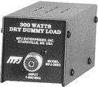 MFJ-260CN 300 Watt Dry Dummy Load