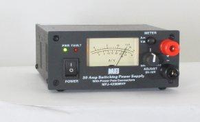 MFJ-4230MVP 30 Amp Compact Power Supply with Power Pole