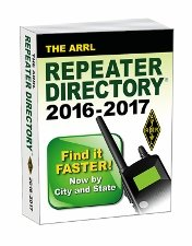 The ARRL 2016-2017 Repeater Directory (Pocket Size)