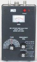 MFJ-209C Basic HF/VHF SWR Analyzer