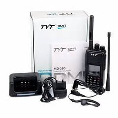 TYT MD-380 DMR Handheld Radio