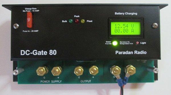 Paradan Radio DC Gate 80