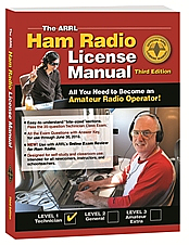 The ARRL Technician Class License Manual