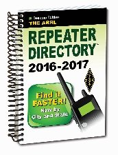 The ARRL 2016-2017 Repeater Directory (Desktop Version)
