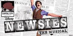 Disney's Newsies, The Broadway Musical - June 16, 2018 - **Matinee Dinner Theater**