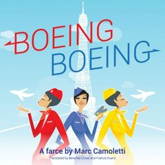 Boeing-Boeing - April 28, 2018 - **Matinee Dinner Theater**