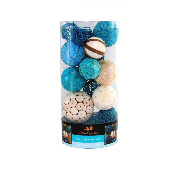 Decorative Bowl Fillers Simple Blue Unscented Bowl Fillers  Home Decor Items Decorative Items Decorating Design