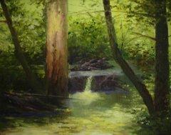 Quiet Pond 11x14