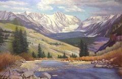 Vail Valley 40x60