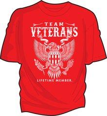 Team Veterans T-Shirt