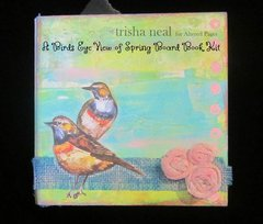 A Birds Eye View Board Book Kit