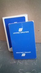 United Airlines Card Decks