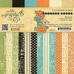 6x6 Artisan Style pad