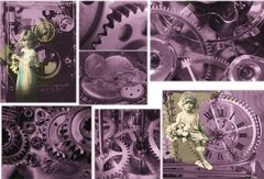 1732 Steampunk II Printable
