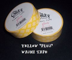 Washi Tapes yellow