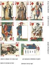 3039 French Monarchs Printable
