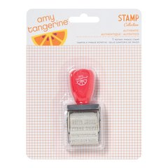Movable phrase stamp