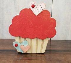 Cupcake cutout