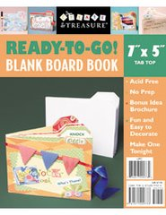 Board Book with Tabs