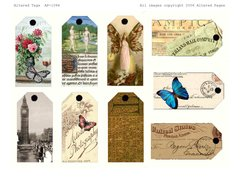 1094 Altered Tags