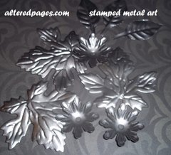 Metal Stampings Large