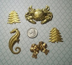 Bronze Embellie Crab