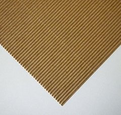 Adhesive Corrugated KRAFT paper