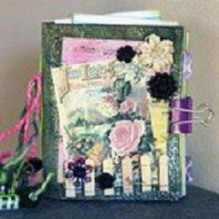 Garden Flower Seed Book by Becky