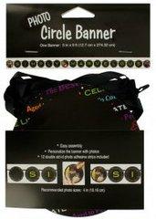 Circle Banner 9 feet