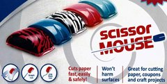 Scissor Mouse TOTALLY SAFE!