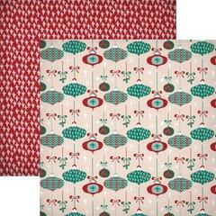 Christmas Retro 12 x 12 Pack