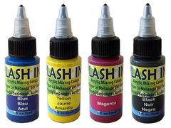 Splash Ink  Pure Pigments