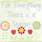 Seasonal Bunting Easter