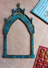 Laser Cut Arch Reliquary