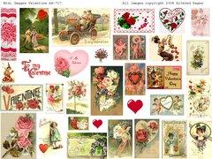 717 Mini Valentine images