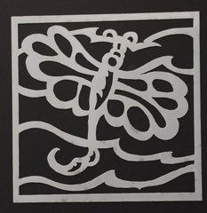 Stencil 6x6 Butterfly