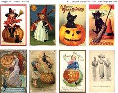 288 Happy Halloween PRINTABLE