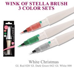 Wink of Stella 3 color GLITTER Brushes