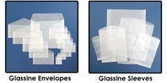 Glassine Envelopes 5x5
