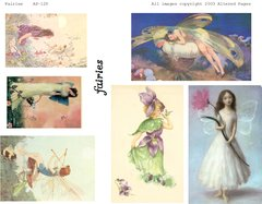 128 Fairies  Printable
