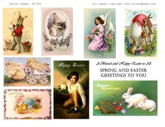 400 Easter Images Printable