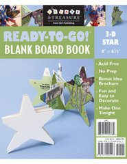 Board Book Star