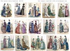 851 Paris Fashion