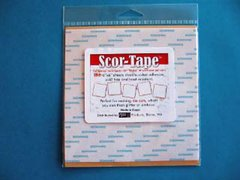 Scor Tape 6 X 6 inch double side adhesive
