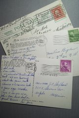 Postcards with Postmarks (3)